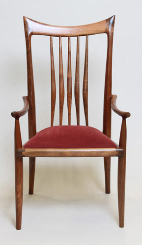 HILLSDALE ARM CHAIR